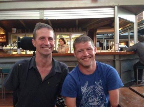 Matthew and Chris Koch